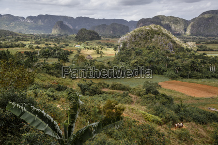 mogotes in the vinales valley unesco