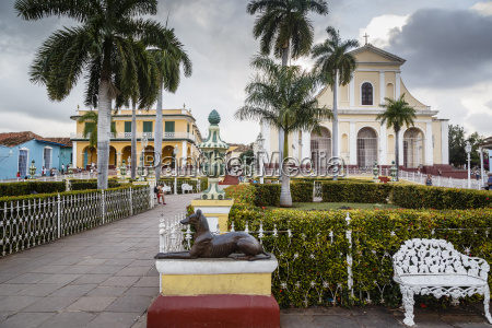 plaza mayor trinidad unesco world heritage