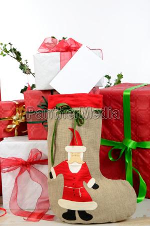 the christmas gift boxes