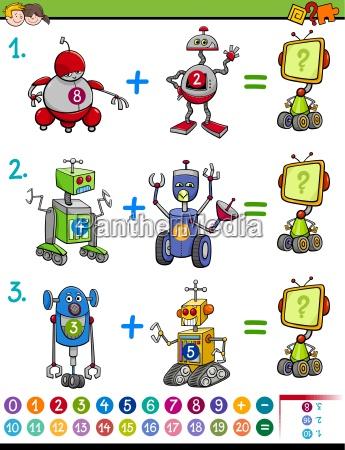 mathematical educational game