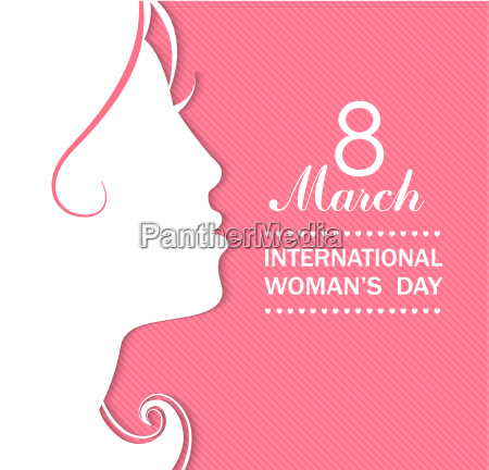 happy womens day celebrations concept