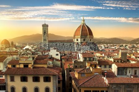 magnificent florentine basilica