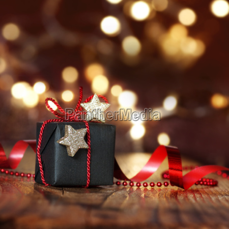 very beautiful christmas package