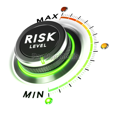 risk control finance concept