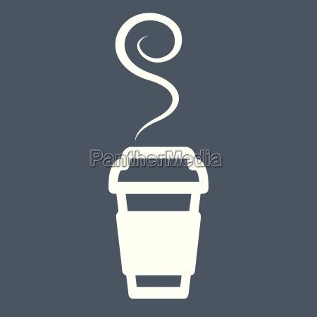 paper coffe cup design