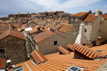 the old town of dubrovnik unesco