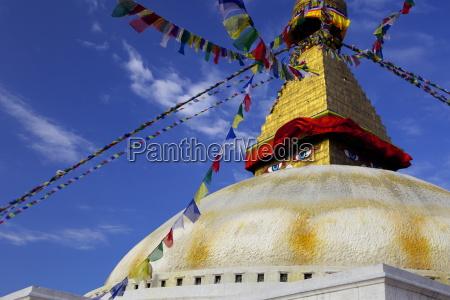boudha bodhnath boudhanath tibetan stupa in