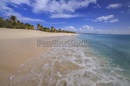 the deserted beach of k club