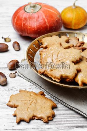 symbolic, autumn, cookies - 19116775