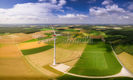 wind power in good weather from