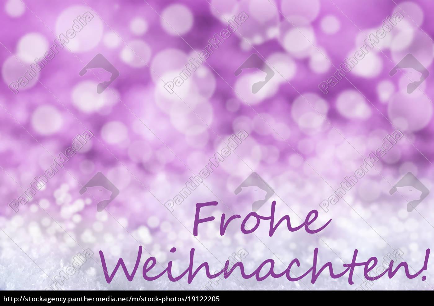 pink, bokeh, background, , snow, , frohe, weihnachten - 19122205