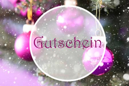 rose, quartz, christmas, balls, , gutschein, means - 19122169
