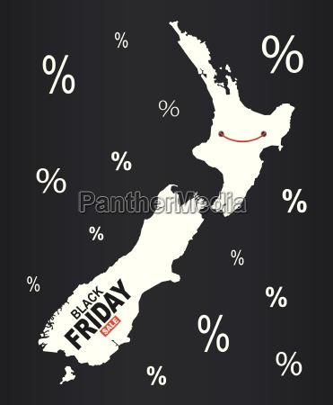 black friday map new zealand