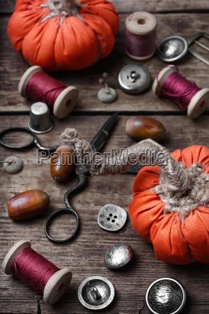crafts, with, pumpkins - 19128167