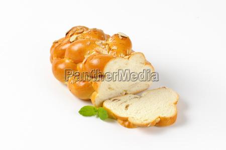czech, christmas, bread, (vanocka) - 19128129