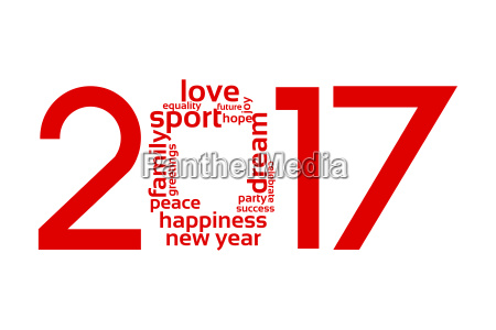 graphic background for the new year