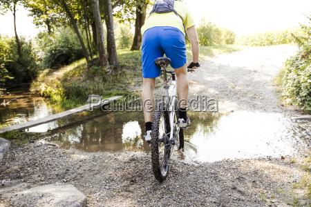 mountain, bikers - 19131531