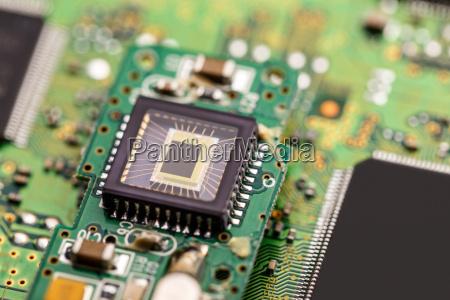 processor, (microchip), interconnected - 19134841