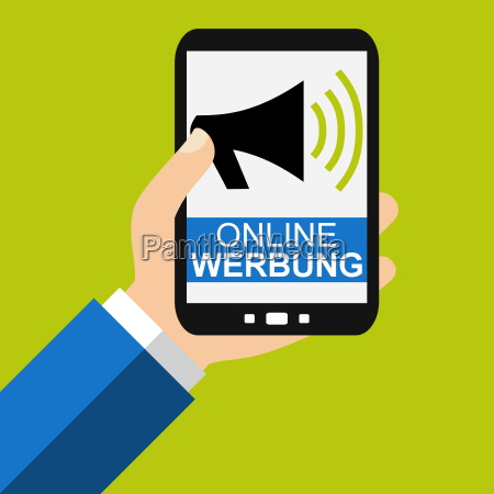 online advertising on the smartphone