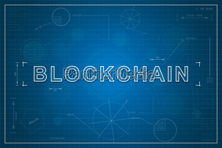 blueprint of blockchain