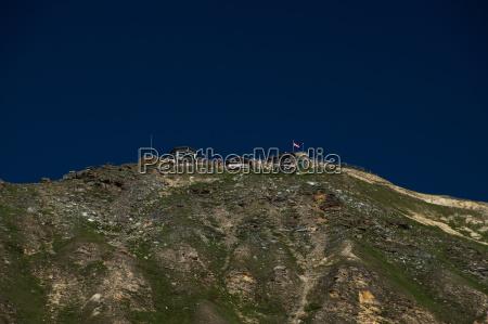 edelweissspitze grossglockner high alpine road austria