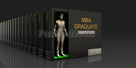 mba graduate