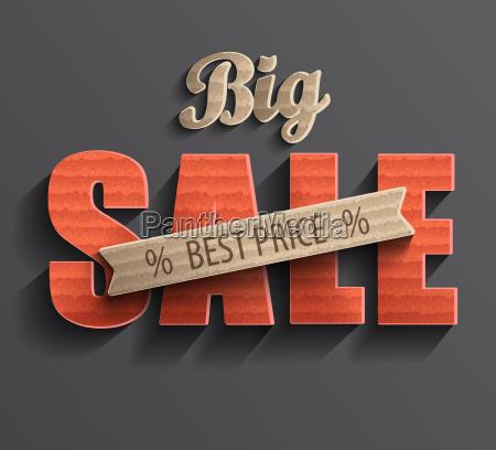 poster big sale