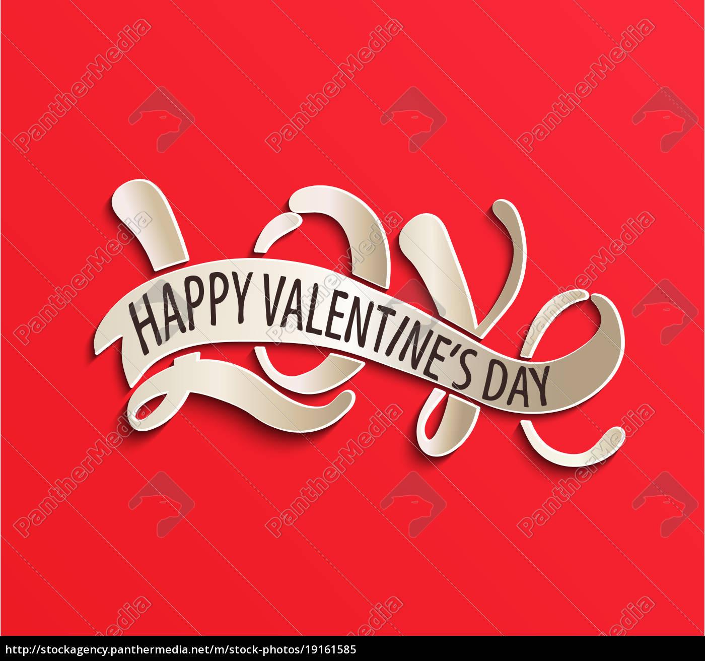 love, -, happy, valentine's, day - 19161585