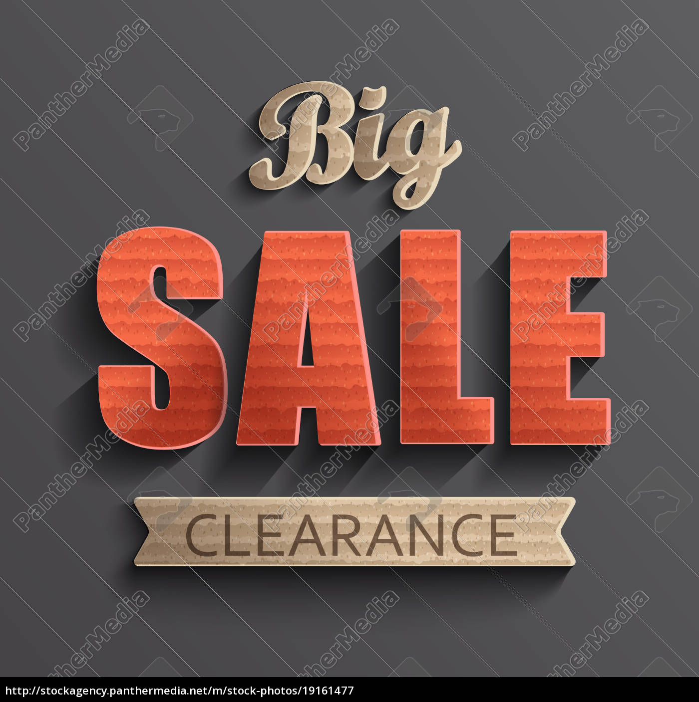 poster, big, sale, clearance. - 19161477