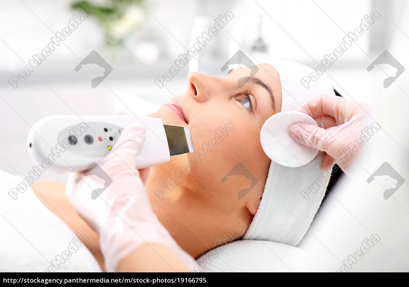 cavitation, peeling, facial, treatment - 19166795