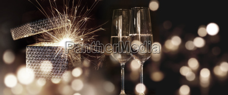 fiery new year wishes
