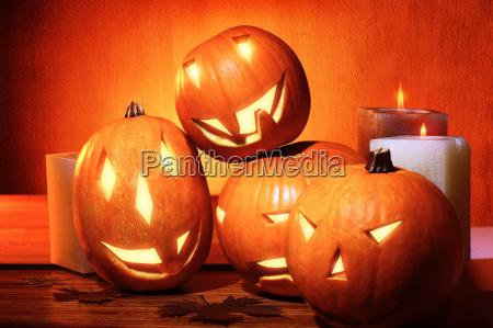 stylish, halloween, decorations - 19173059