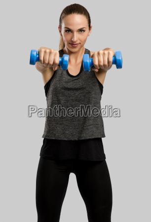 beautiful, fitness, woman - 19181789