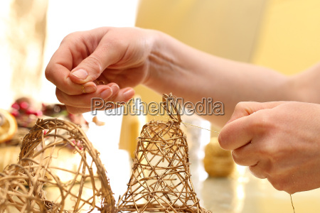 manufacturers of christmas toys wooden bells