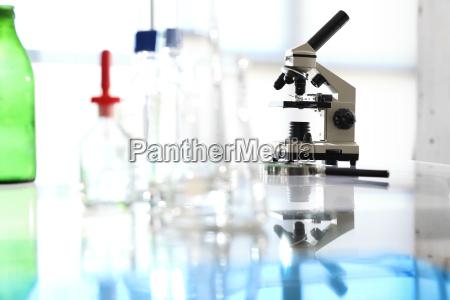 biotechnology, lab, microscope - 19186081