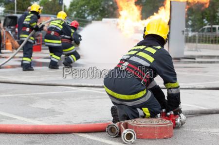fire department training