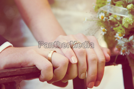 marriage and wedding rings