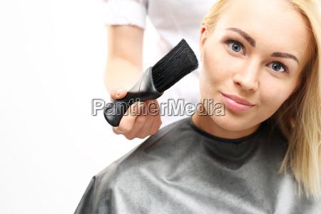 brush hairdresser