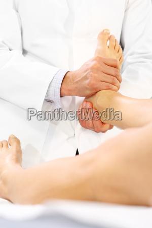 foot rehabilitation