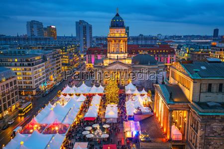 christmas, market, in, berlin - 19205249