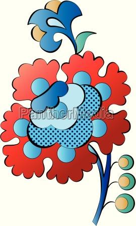 decorative background ninety four