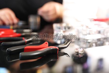 jewelers workshop tools jeweler