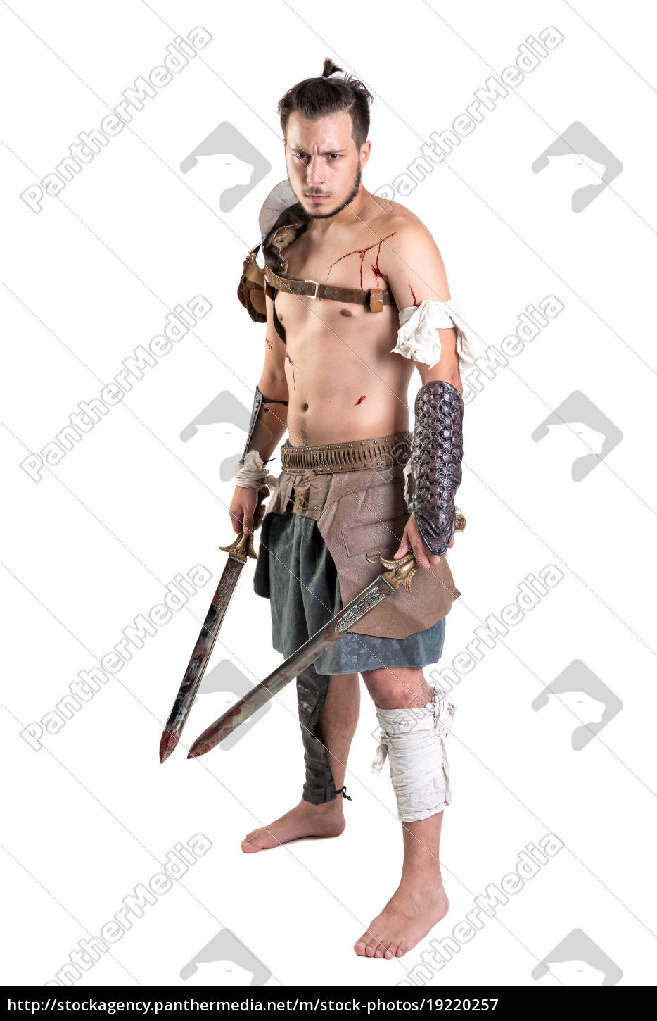 gladiator/warrior - 19220257