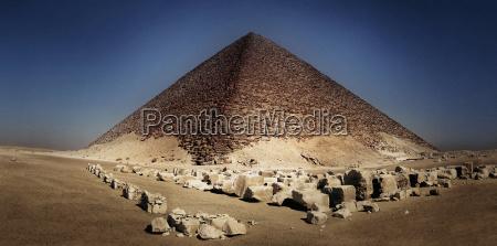 an ancient pyramid egypt