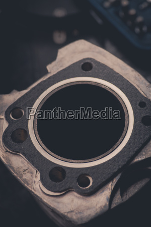 motorcycle air cooled cylinder
