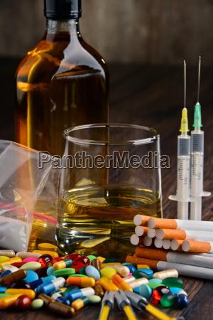 addictive, substances, , including, alcohol, , cigarettes, and - 19254603
