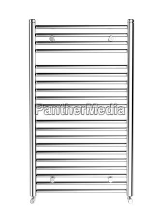 chrome bathroom heater