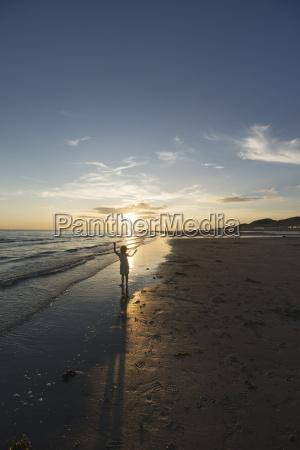 holland westenschouwen beach girl on the