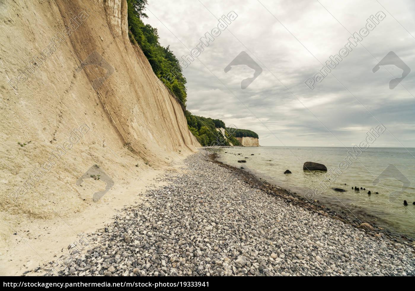 germany, , mecklenburg-western, pomerania, , ruegen, , baltic, sea, - 19333941