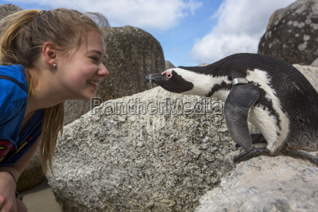 south africa capetown teenage girl and